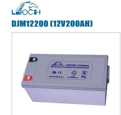 理士蓄电池12V100AH DJM12100S直流屏UPS不间断电源机房备用电源