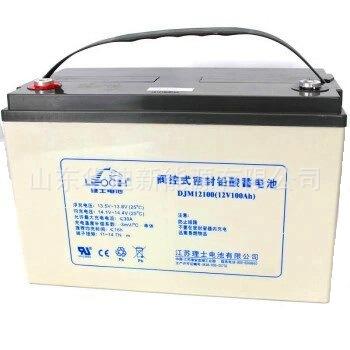 正品理士蓄电池DJM 12v100ah系列阀控式免维护蓄电池直流屏专用