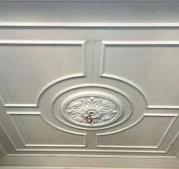 (工厂批发)专业环保制作石膏板天花吊顶及艺术造型