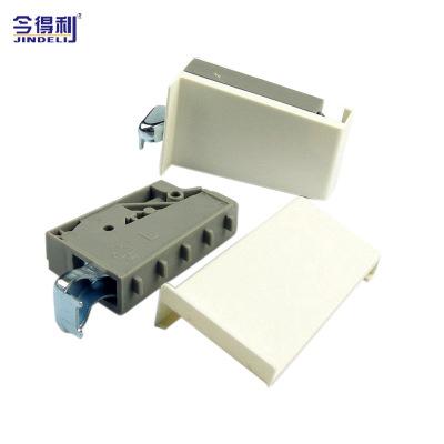 橱柜明装吊码 ABS塑料吊码隐藏式吊码 1.8加厚铁片家具厨柜配件