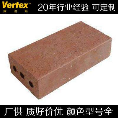 透水砖 烧结砖 路面砖 劈开砖 中空烧结砖厂家批发 广东广西