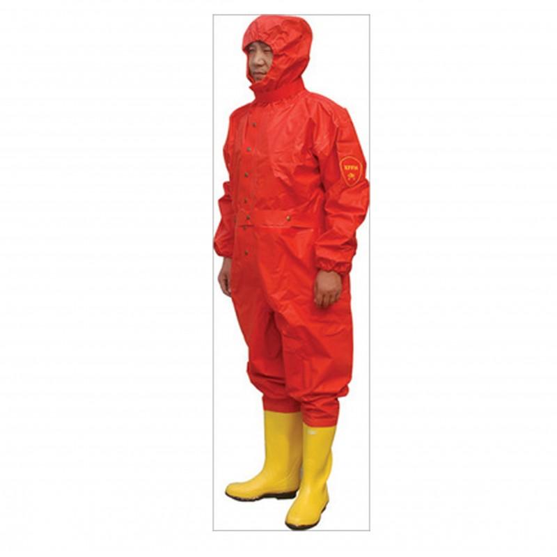 直供半封闭式防化服.防化服。简易防化服。轻型防化服。防酸碱服