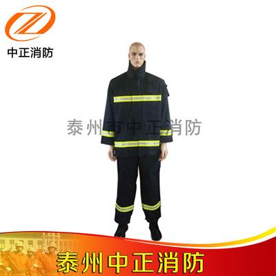 大量供应消防战斗服 02款灭火防护服 提供检测报告