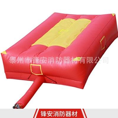 厂家直销 消防救生气垫 救生充气垫 带风机 含排烟机