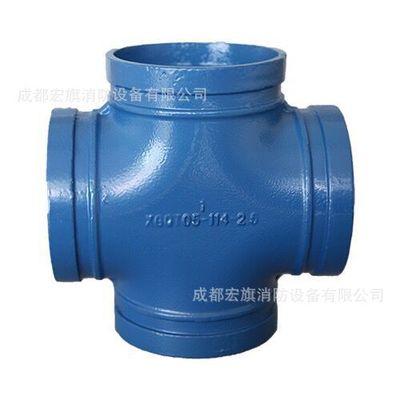 现货供应消防管件 沟槽给水弯头 90度45度11.25?度弯头质优