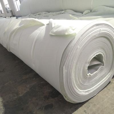 400g养护土工布200g基础加固300聚酯长丝纺粘针刺加筋非织土工布