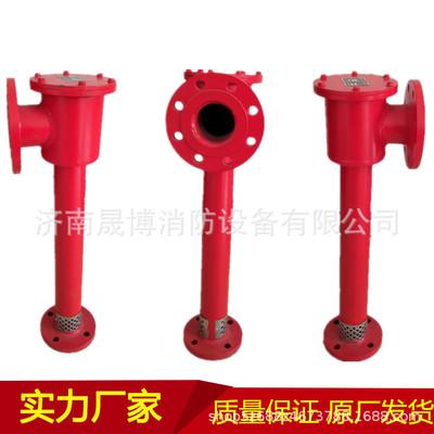 厂家直销 立式卧式PCL4 8 16 24低倍数空气泡沫产生器 泡沫发生器