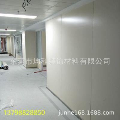 广东医院墙体装饰无机预涂板 洁净板 索洁板 秀壁板 手术室用