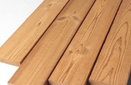 露台铺防腐木地板好嘛 铺之前先来了解一下它