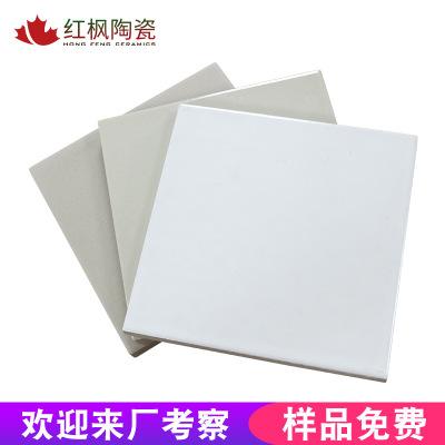 厂家工业防腐耐酸砖 耐酸耐碱地面砖 多尺寸釉面素面耐酸瓷砖