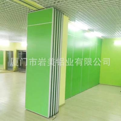 厂家销售 酒店活动屏风 隔音板式活动屏风 绿色环保移动活动屏风