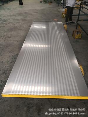 厂家生产 不锈钢夹芯板 304不锈钢泡沫夹芯板 防腐防锈隔墙材料