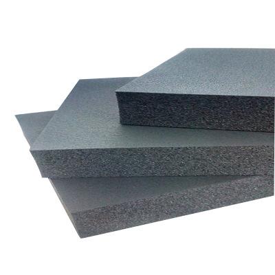 阿乐斯空调橡塑保温棉b1级阻燃 黑色工业隔音橡塑板 橡塑海绵板