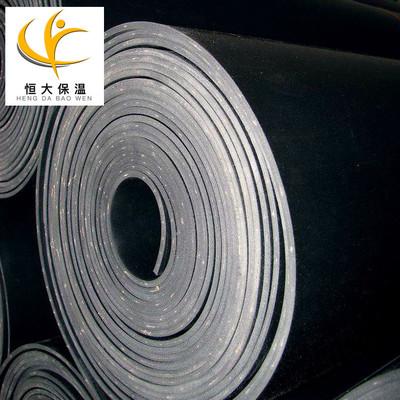 H现货销售各种规格橡胶板 10mm加厚 防滑工业黑色橡胶板