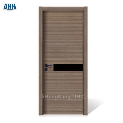 欧式现代免漆模压门复合木门door客户定制强化免漆木门JHK-MD26