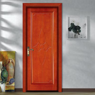 家居室内木门定制 现代风格卧室生态门 平开免漆门工程门厂家直销