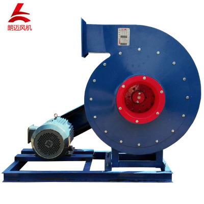 9-19高压离心通风机4C型耐温皮带传动管道抽风机物料输送通风换气
