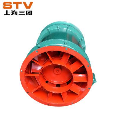 YBT-18.5KW矿用隔爆轴流式局部通风机 防爆矿用风机 防爆轴流风机
