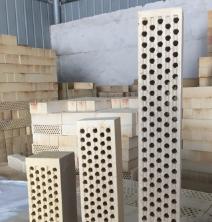 高品质高温防火挡板砖 多规格多材质矿物纤维档板砖 多规格档火砖