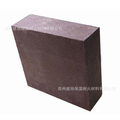 镁铬砖 平炉炉顶低气孔率耐压耐侵蚀 郑州耐火砖生产厂家
