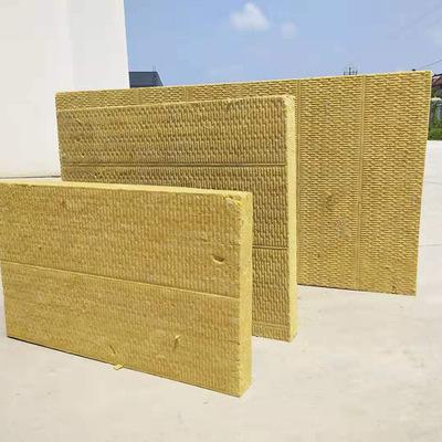 外墙保温岩棉板 高密度机制岩棉板 防火吸音隔热岩棉保温板 定制