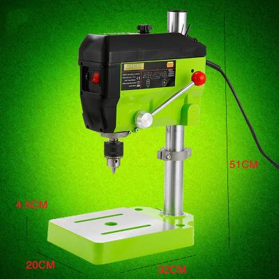 微型佛珠机 迷你台钻 小型佛珠加工机器 家用钻孔制作手串工具