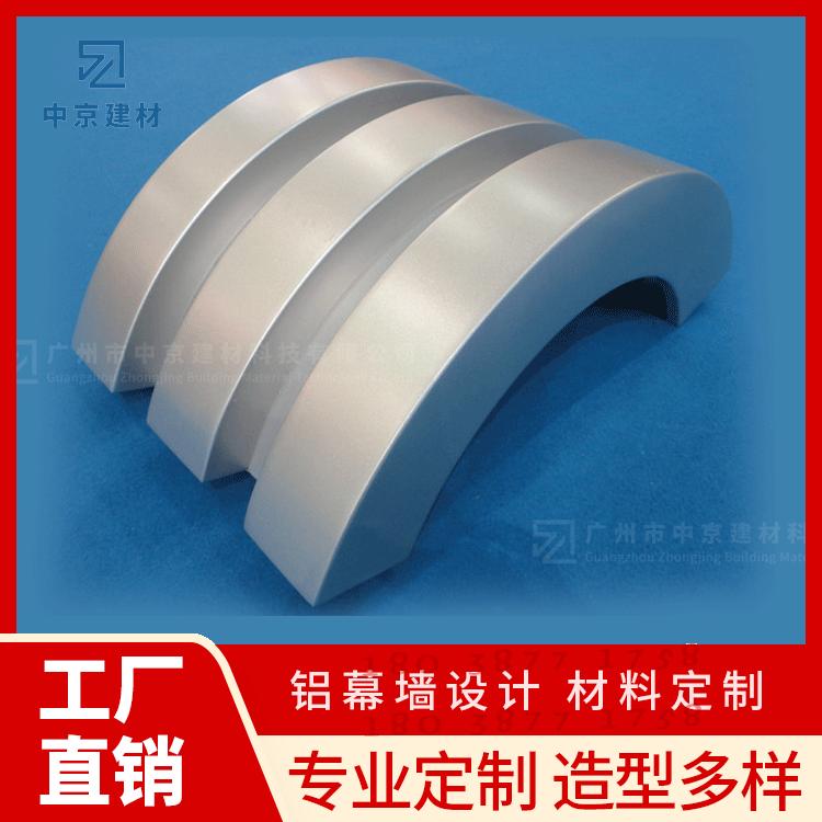 厂家直销冲孔铝单板幕墙双曲氟碳铝单板3mm纹蜂窝弧形加工定制