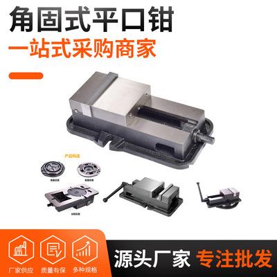 厂家供应机用角固式平口钳精密台钳铣床钻床配件