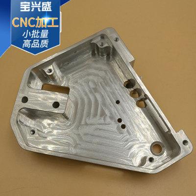 实力工厂CNC加工 铝合金件精密机械五金零件三四轴cnc机加工定制