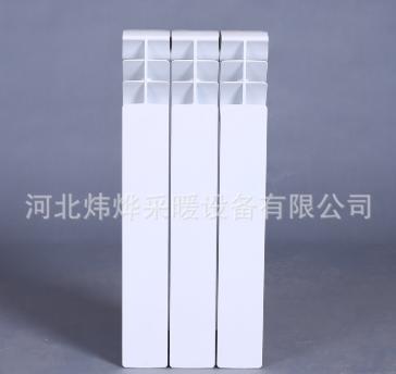 钢铝压铸暖气片UR7002-600型双金属压铸铝散热器