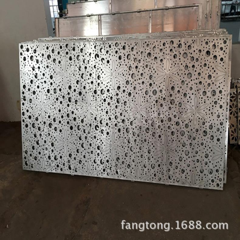 镂空雕刻铝单板 雕花铝单板 铝单板厂家