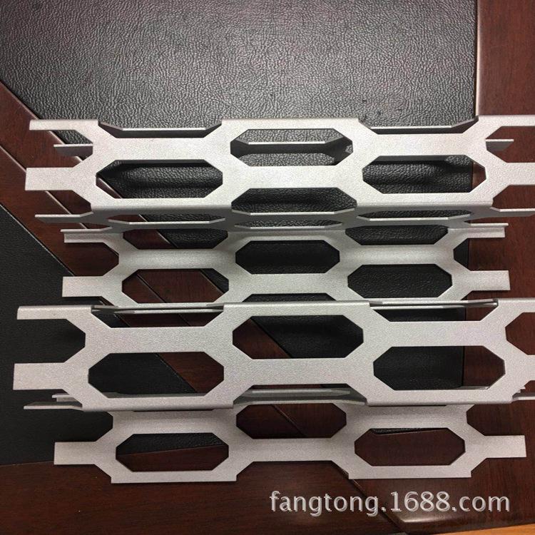广州天花吊顶厂家 铝方通 铝单板