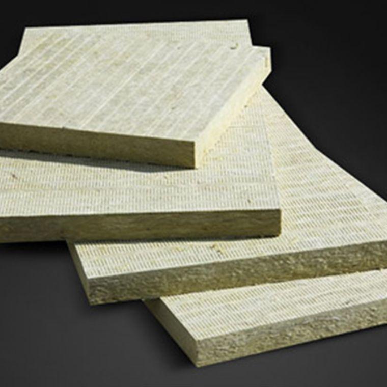 厂家生产岩棉板 外墙岩棉保温板 憎水岩棉板 外墙保温板