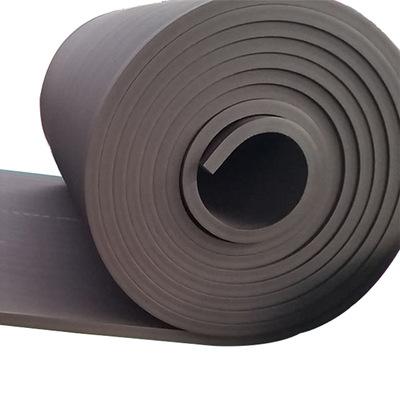 w自粘橡塑保温板 B1级橡塑隔音棉板 阻燃防滑吸声复合橡塑板nbr
