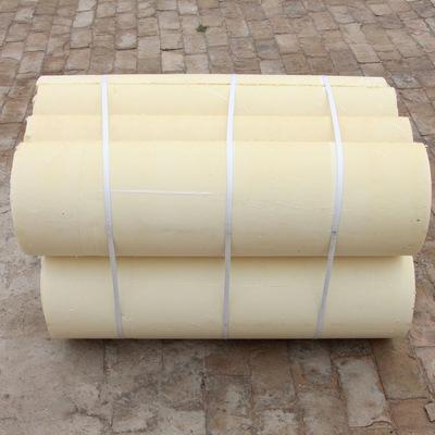 聚氨酯管壳 硬质闭孔聚氨酯泡沫塑料管壳 阻燃聚氨酯管厂家销售