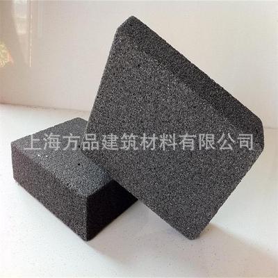 泡沫玻璃板/发泡玻璃保温板/外墙/屋面隔热板