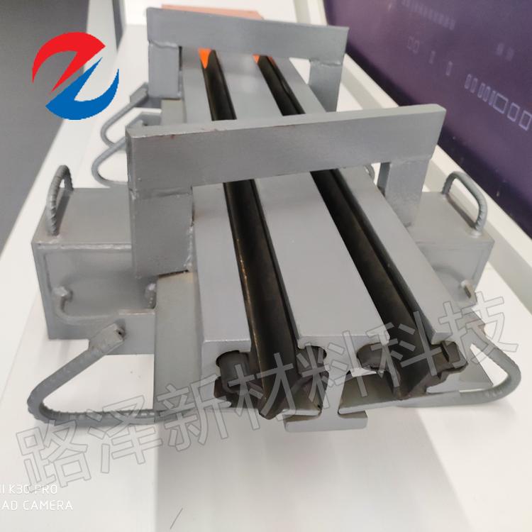 路泽科技生产GQF-MZL模数式桥梁伸缩缝来图定制