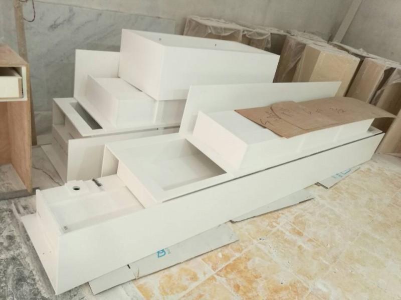 人造石台面为什么能无缝拼接?