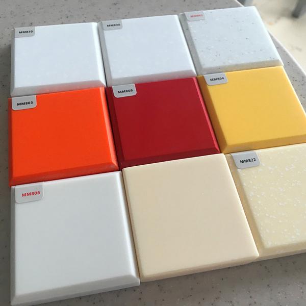 色彩绚丽、式样繁多亚克力板材